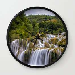 Fairy Tales World Wall Clock