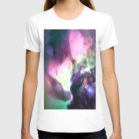 nebula T-shirts featuring Pastel nebULa by 2sweet4words Designs