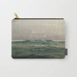 DEEP WATERS Carry-All Pouch