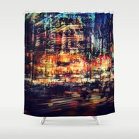 tokyo Shower Curtains featuring Tokyo. by Craig Earp