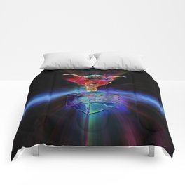 RESIST WITH LOVE Comforters