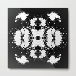 Rorschach 7 Metal Print