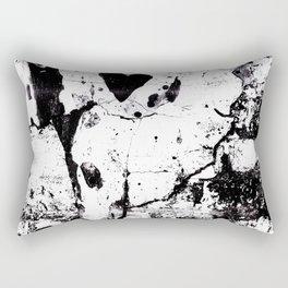 The Heart Wall Rectangular Pillow