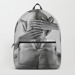 Speak no evil Backpack