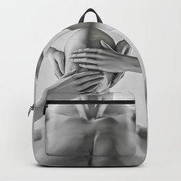 Speak no evil Backpack