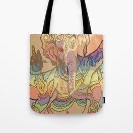 XXXO Tote Bag