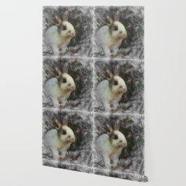 Artistic Animal Bunny 2 Wallpaper