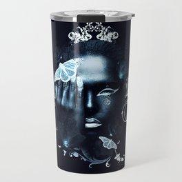 Black Silence Travel Mug