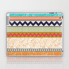 seaview beauty stripe Laptop & iPad Skin
