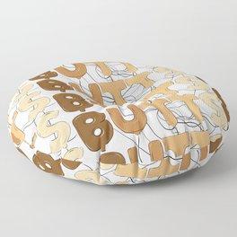 BUTTS Balloons Floor Pillow
