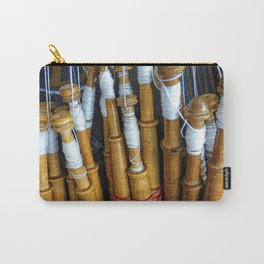 Bolillos or Lace Spindles Carry-All Pouch