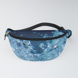 Lady Liberty rides the splash Fanny Pack