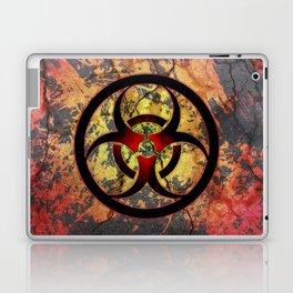 Biohazard Laptop & iPad Skin