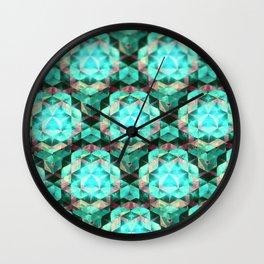 Tessalate Wall Clock