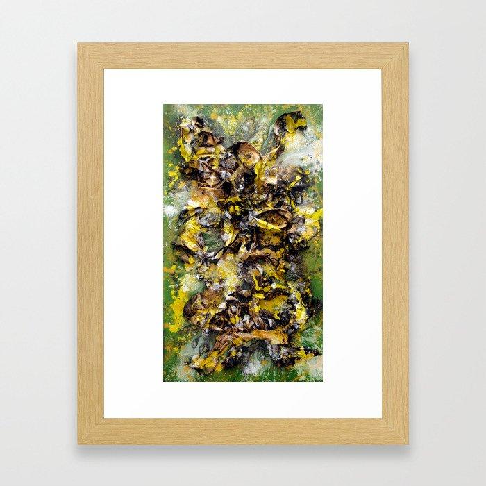 Nutshell Framed Art Print