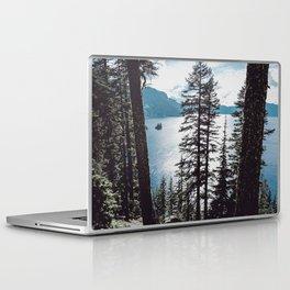 Mountain Lake Retreat Laptop & iPad Skin