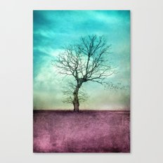 ATMOSPHERIC TREE II Canvas Print