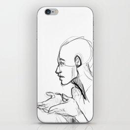 Gesture iPhone Skin