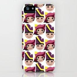 Iconic Headdresses - West Sumatra iPhone Case