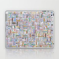 Public Transportation Laptop & iPad Skin
