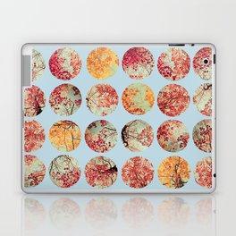 Cloud Inkblot Laptop & iPad Skin