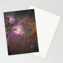 NEBULAS OF THE UNIVESE Stationery Cards