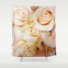 BLUSH ROSE Shower Curtain