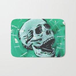 Gunga Skull 07 Bath Mat