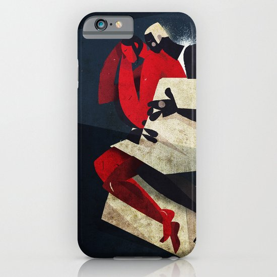 The dreamers iPhone & iPod Case