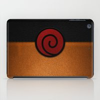 naruto iPad Cases featuring NARUTO by September 9