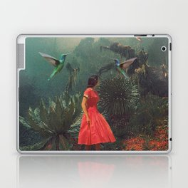 20 Seconds before the Rain Laptop & iPad Skin