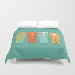 Sgt Peppers Lonely Hearts Club Duvet Cover