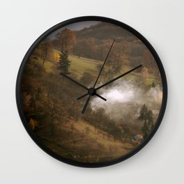 Difussion Wall Clock