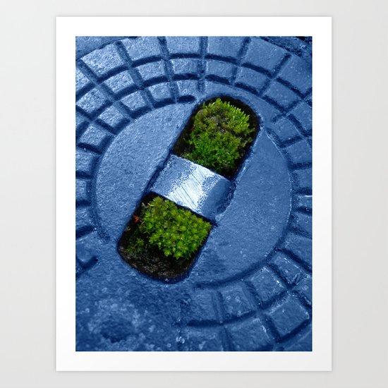 little green II Art Print