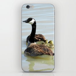 Protecting The Goslings iPhone Skin