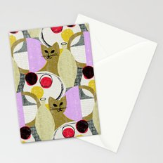 Still Life with Cat Stationery Cards