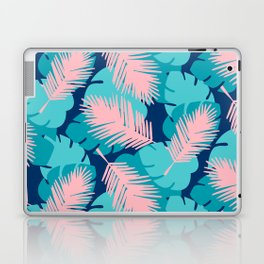Tropical palm leaves Laptop & iPad Skin