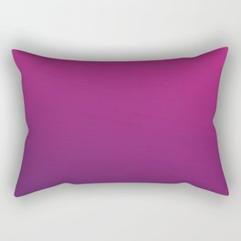 PURPLE HAZE - Minimal Plain Soft Mood Color Blend Prints Rectangular Pillow