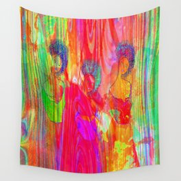 The three Graces  Wall Tapestry