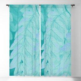 Botanical Leaves - JUSTART (c) Blackout Curtain