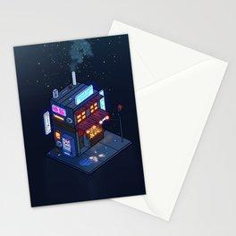 Cyberpunk Juusu Stationery Cards