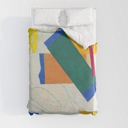 Memory of Oceania - Henri Matisse Duvet Cover