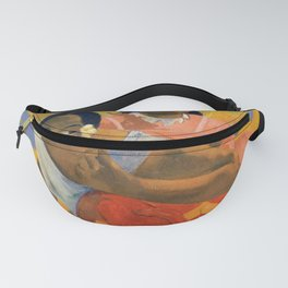 Affordable Art $300,000,000 When Will You Marry by Paul Gauguin Fanny Pack