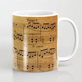 Yesterday's Music Coffee Mug