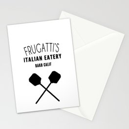FRUGATTI'S CALIF 2 Stationery Cards