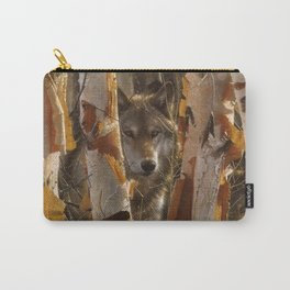 Wolf - The Guardian Carry-All Pouch