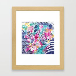 Wings Framed Art Print