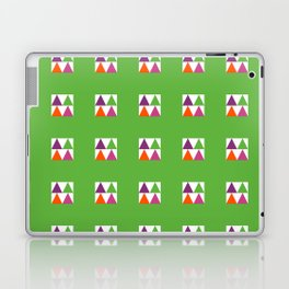 MAD NIHO TANIWHA MULTI Green Laptop & iPad Skin