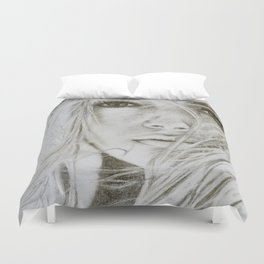 Stay with me Duvet Cover