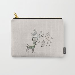 Wildlife Deer Carry-All Pouch